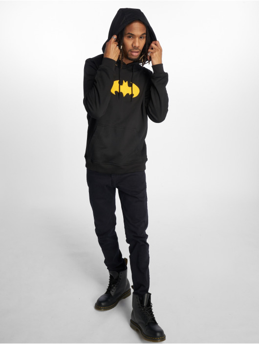 Merchcode Hoodie Batman Patch black