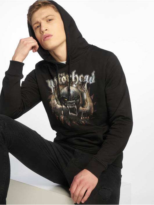 Merchcode Hoodie Motörhead Saw black