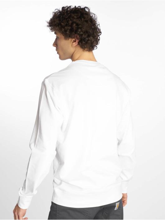 Merchcode Pullover Friends Logo Emb white