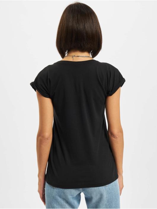 Merchcode T-Shirt Hustler Raw black