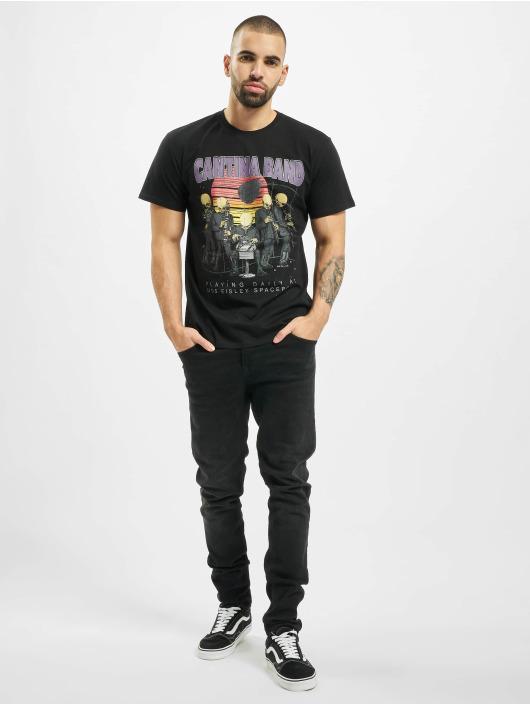 Merchcode T-Shirt Star Wars Cantina Band black