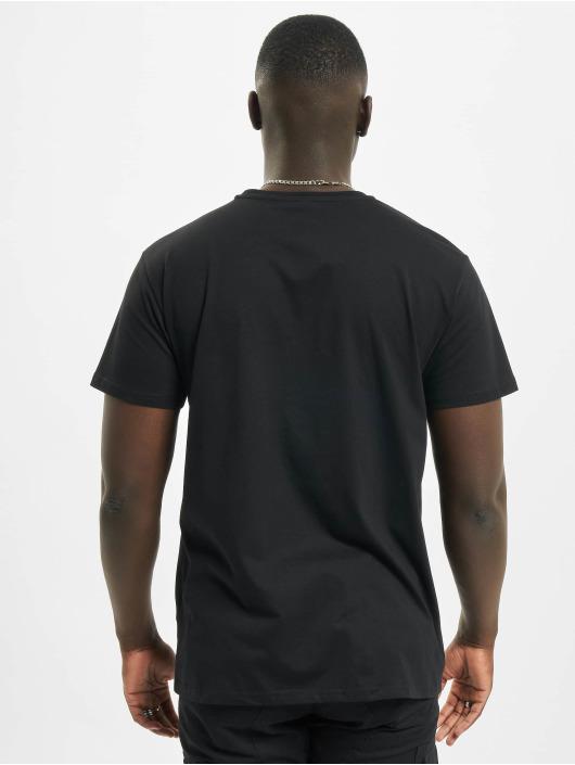 Merchcode T-Shirt Iron Man Comic black
