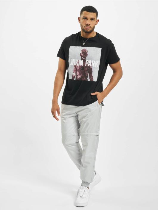 Merchcode T-Shirt Linkin Park Living Things black