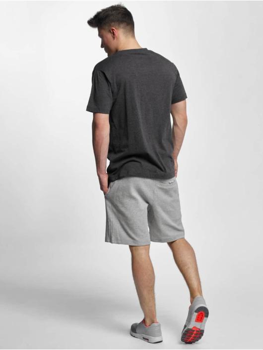 Merchcode T-Shirt Sascha Gramme gray