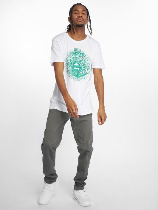 Merchcode T-Shirt Buda white