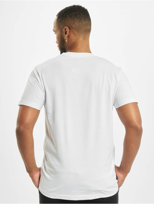 Merchcode T-Shirt Looney Tunes Rainbow Friends white