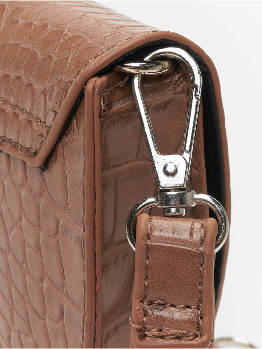 Missguided Bag Mini Ring Detail brown