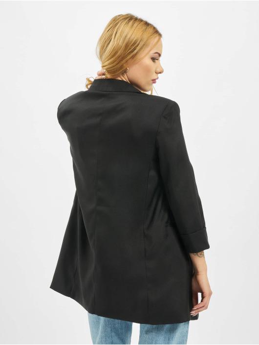 Missguided Blazer Pricepoint black