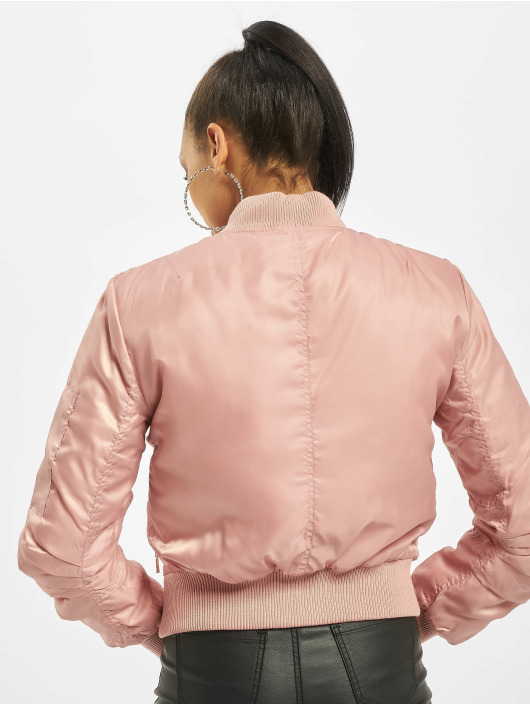 Missguided Bomber jacket Ultimate MA1 rose