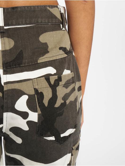 Missguided Cargo pants Premium gray