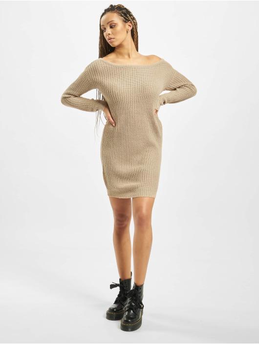 Missguided Dress Ayvan beige