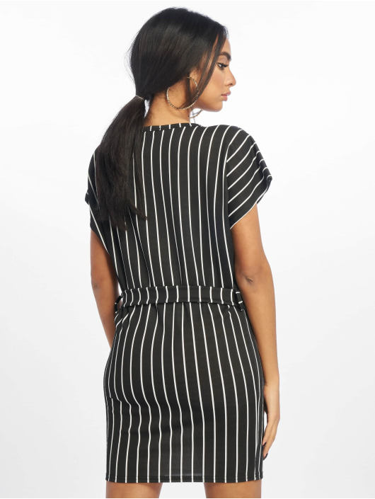 Missguided Dress T Shirt black