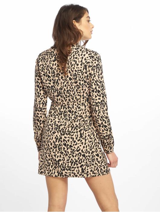 Missguided Dress Liesa brown