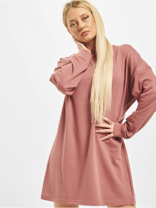 Missguided Dress Basic pink