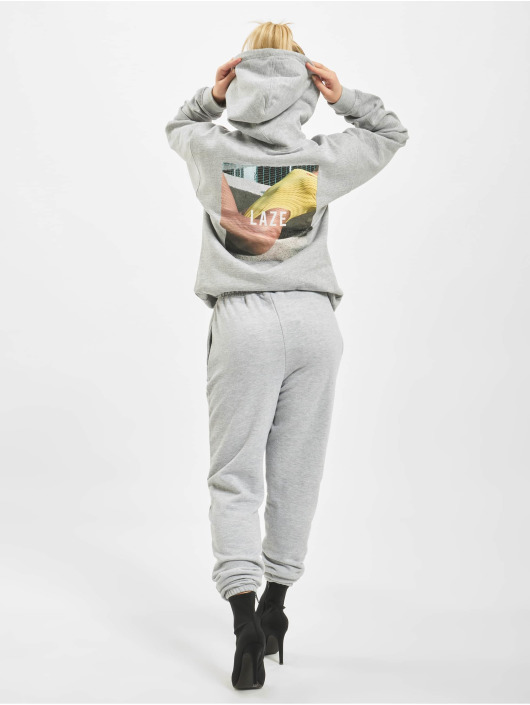 Missguided Hoodie Laze Photographic gray