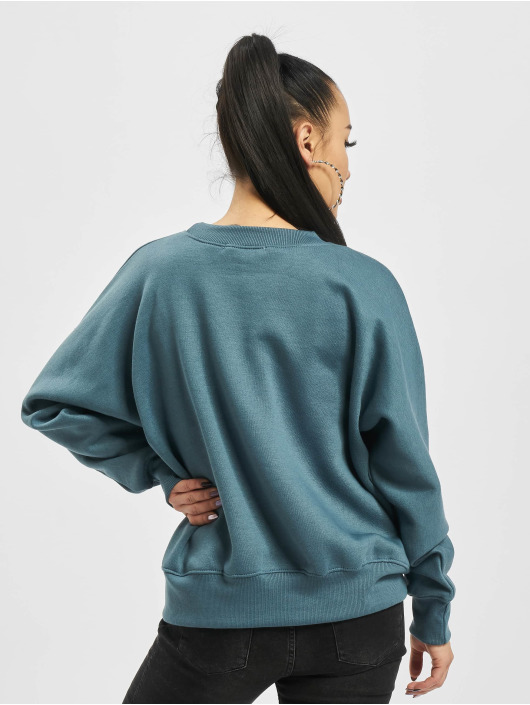 Missguided Pullover Oversize blue