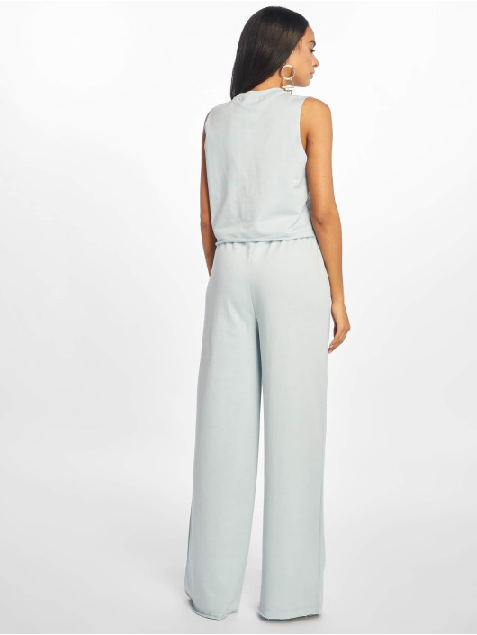 Missguided Suits Sweat Wide blue