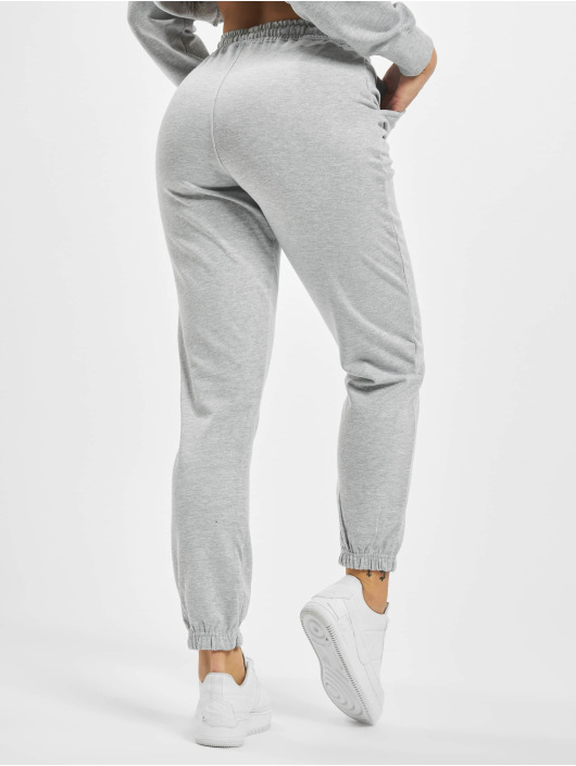Missguided Sweat Pant Playboy Lounge gray