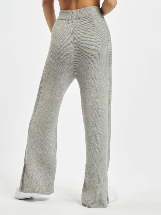 Missguided Sweat Pant Co-Ord gray