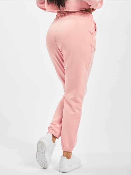 Missguided Sweat Pant Playboy Lounge rose