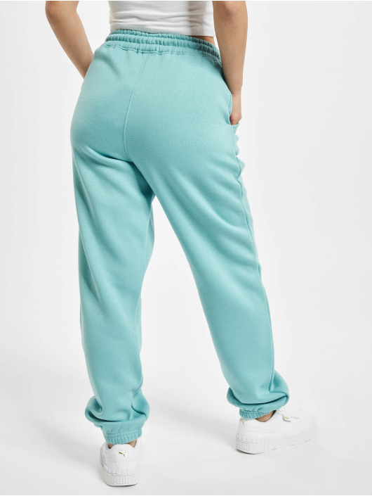 Missguided Sweat Pant Oversized 90s turquoise
