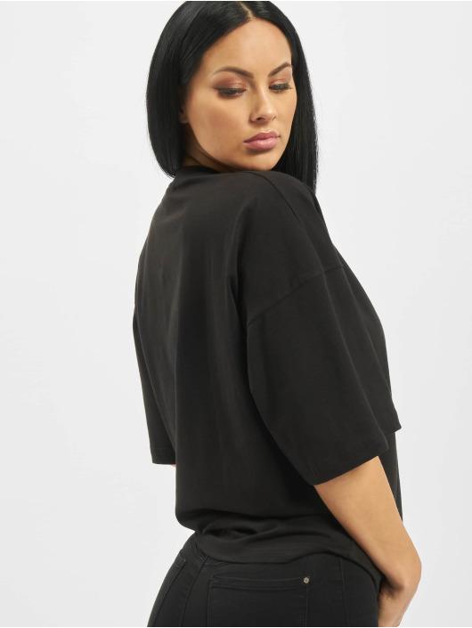 Missguided T-Shirt Drop Shoulder black