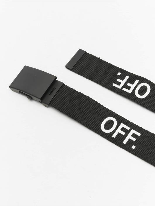Mister Tee Belt Off Extra Long black