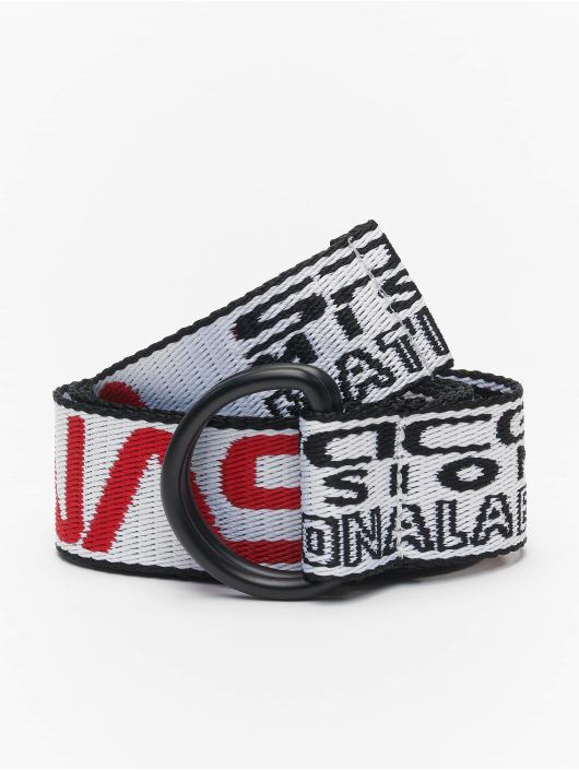 Mister Tee Belt Nasa Jaquard Belt 2-Pack white