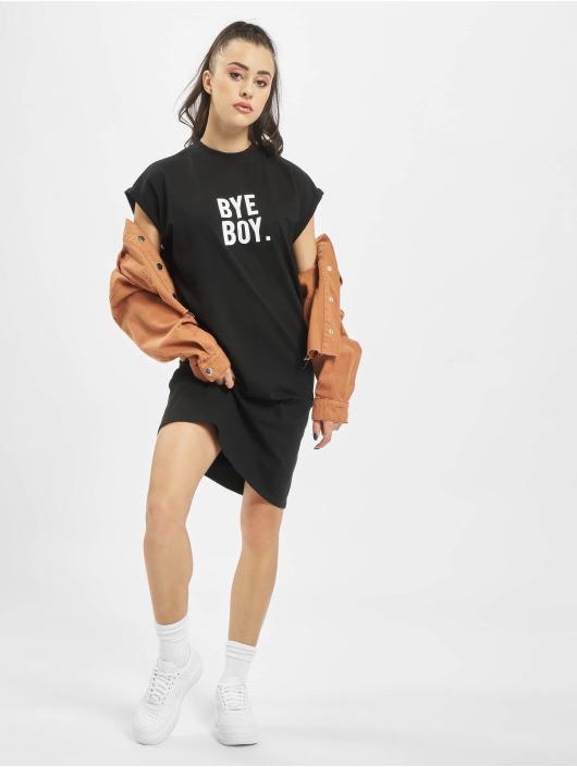 Mister Tee Dress Bye Boy Extended black