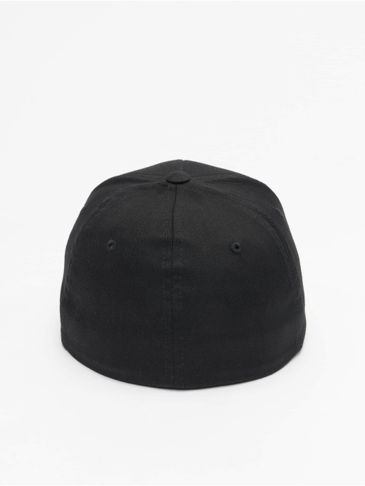 Mister Tee Flexfitted Cap Compton Curved black