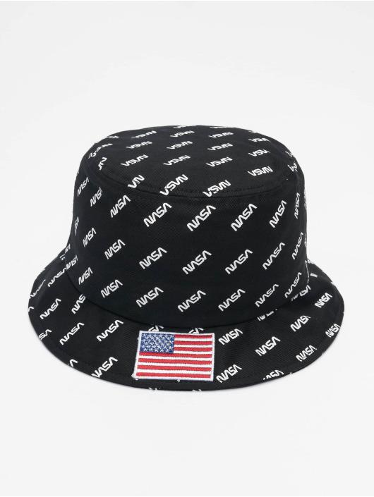 Mister Tee Hat Nasa Allover black