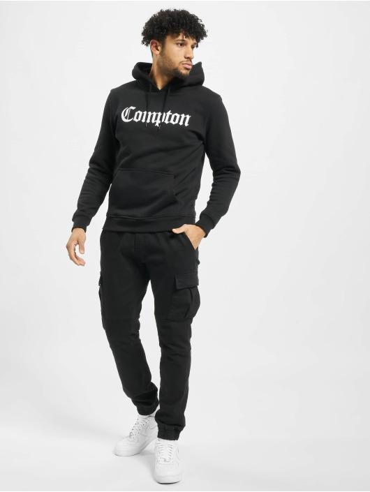Mister Tee Hoodie Compton black