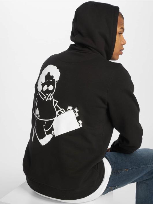 Mister Tee Hoodie El Patron black