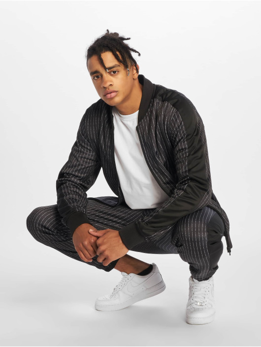Mister Tee Lightweight Jacket Fuckyou black