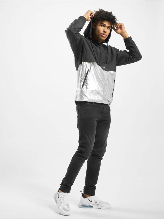 Mister Tee Lightweight Jacket Reflective black