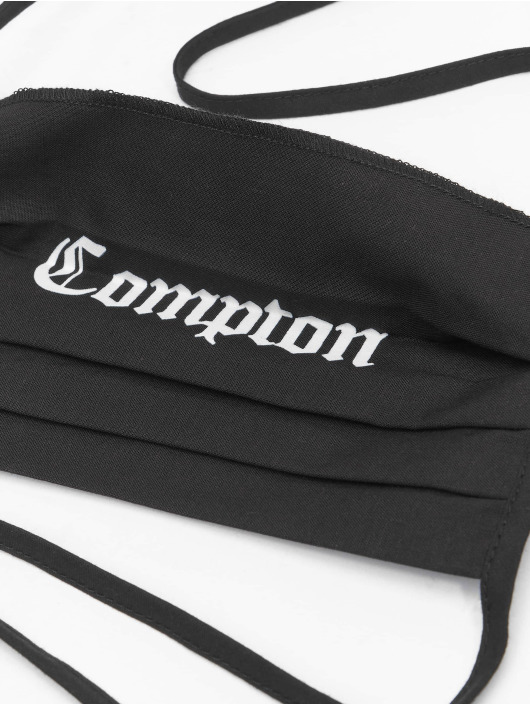 Mister Tee Other Compton Face Mask 2-Pack black
