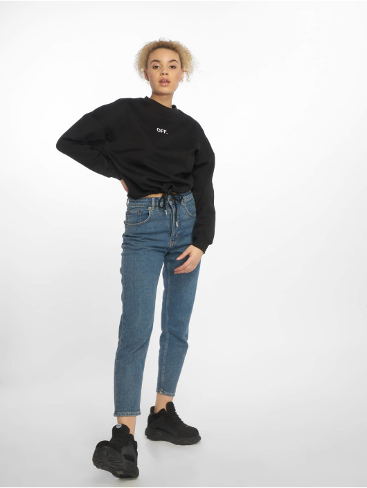 Mister Tee Pullover OFF black