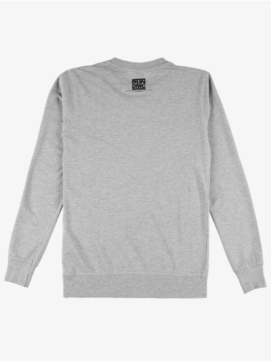 Mister Tee Pullover Run DMC Logo gray