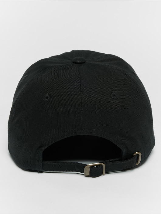 Mister Tee Snapback Cap Pizza Dad black