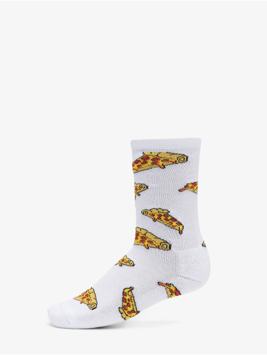 Mister Tee Socks Pizza Slices black