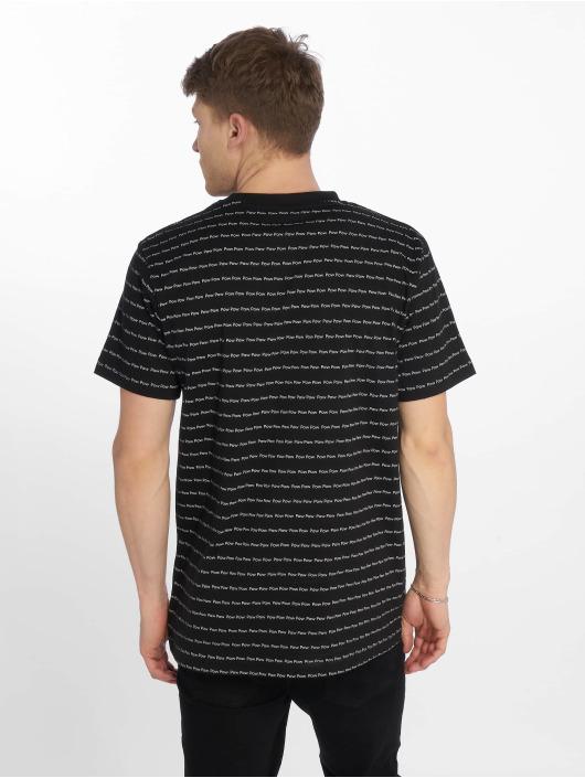 Mister Tee T-Shirt Pow Pow black