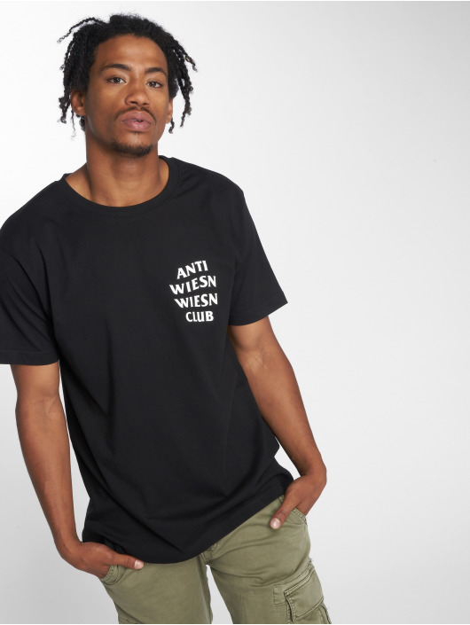 Mister Tee T-Shirt Wiesn Club black