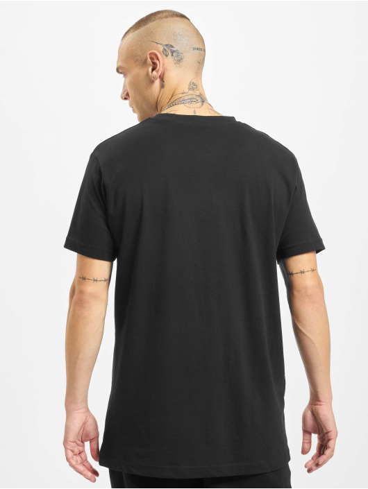Mister Tee T-Shirt Nothing Rose black