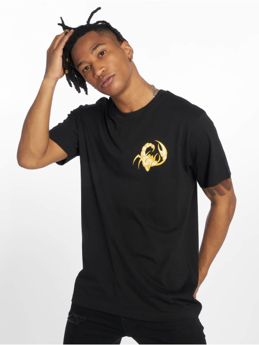 Mister Tee T-Shirt Scorpion Of Arabia black