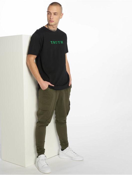 Mister Tee T-Shirt Truth black