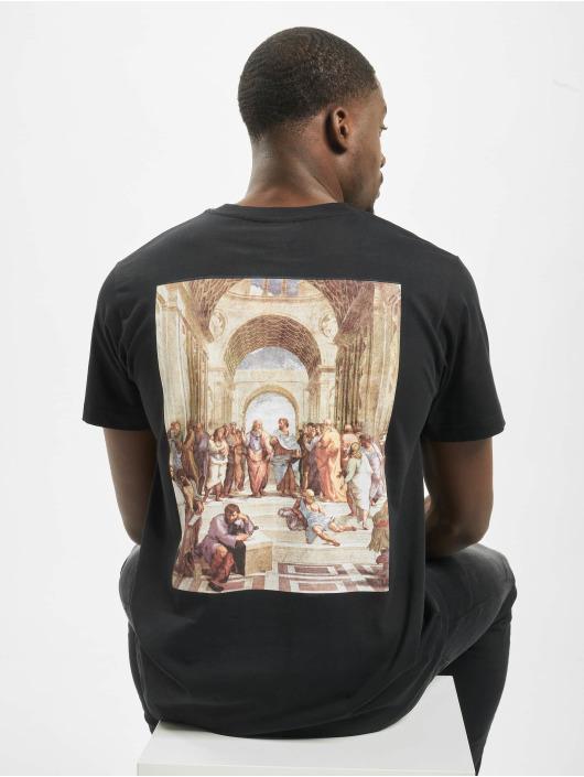 Mister Tee T-Shirt Crew Love Is True Love black