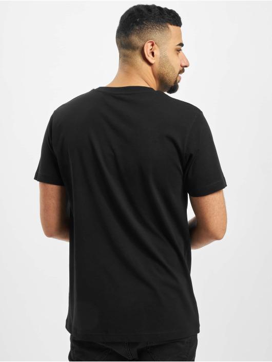 Mister Tee T-Shirt Japanese Sushi black