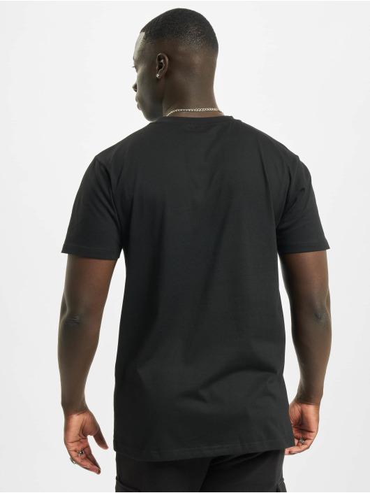Mister Tee T-Shirt Burning Bball black