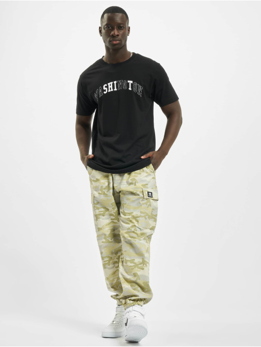 Mister Tee T-Shirt Shit City black