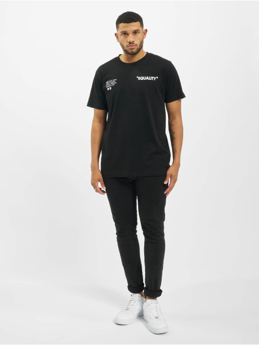 Mister Tee T-Shirt Birth Place Earth black